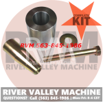 River Valley Machine Loader Arm Repair Kit for Bobcat Bobtach
