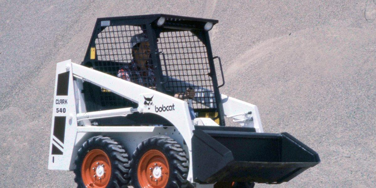 RVM, LLC | River Valley Machine | Bobcat 540 Skid-Steer Loader Parts Catalog