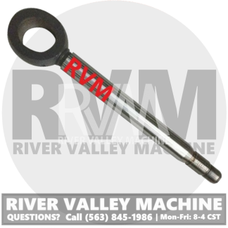 Hydraulic Cylinder Rod @ RVM | River Valley Machine USA