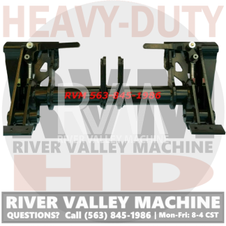 River Valley Machine Heavy-Duty Quick-Attach Adapter
