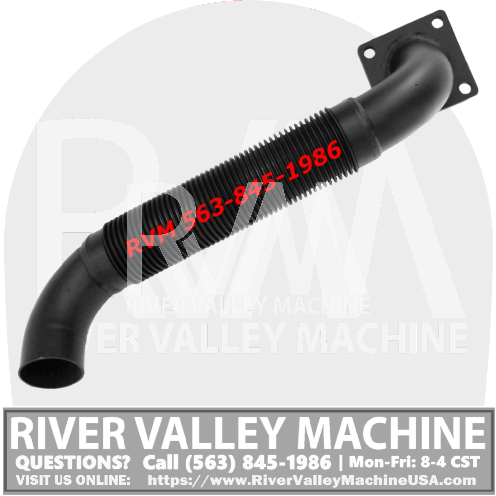 6677371 Turbo Exhaust Pipe @ RVM, LLC | River Valley Machine
