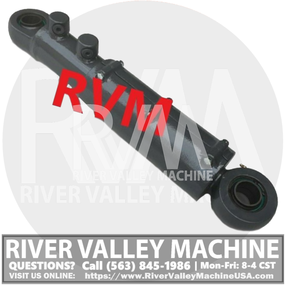 Hydraulic Grapple Cylinders @ RVM | River Valley Machine USA