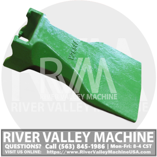 V29S6F SuperV Flared Bucket Tooth @ River Valley Machine USA | RVM, LLC